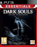 Dark Souls Prepare to Die Edition (PS3) BRAND NEW SEALED Essentials range