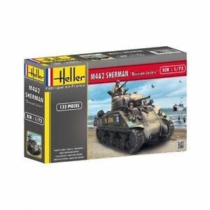 Heller-1-72-M4a2-Sherman-79894