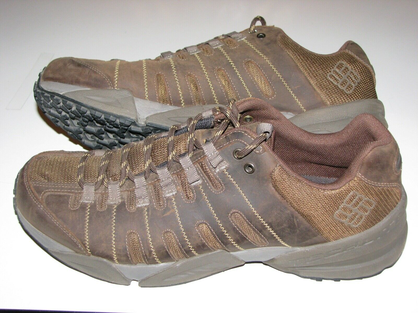 Columbia Master of Faste Trail Hiking shoes sz 15M