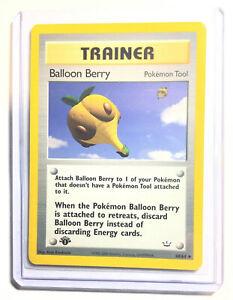 Ballon Berry 60//64 CommonNeo RevelationPokemon Card