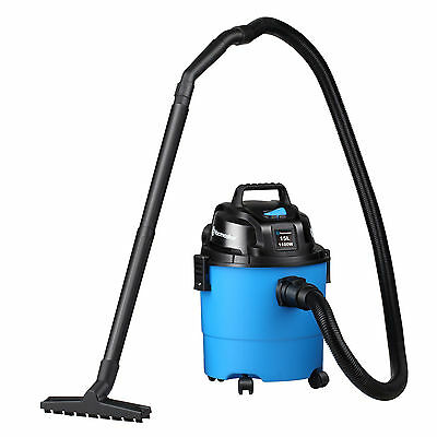 Wet & Dry Vacuum Cleaner Vac & Blower- Vacmaster Multi 15 VQ1115P - UK PLUG