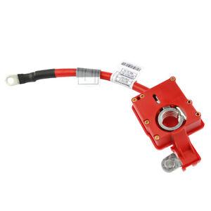 61129217017-Cable-De-La-Batterie-Plus-Pole-positif-pour-BMW-1-Serie-E81-E87-E87N
