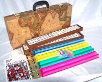 Map Case American Western Mahjong Set