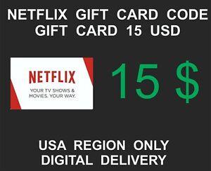 Netflix-Prepaid-Gift-Card-Key-Service-USA-Region-Only-15-USD-Credit