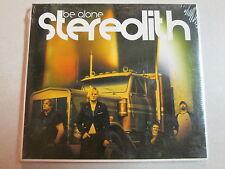 STEREOLITH BE ALONE 2005 ATENZIA 4 TRK UK IMPORT CD SINGLE ROCK NU METAL GRUNGE