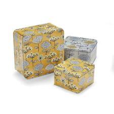 Set Of 3 Cooksmart Cake Tins Spots