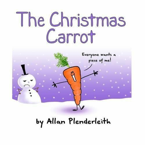 1 of 1 - The Christmas Carrot-ExLibrary