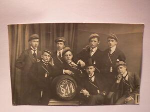 Vente Pas Cher Dahme I. M. - 1919-sodalitas Bibuea? - Otto Bügler-groupe élèves? Photo-afficher Le Titre D'origine