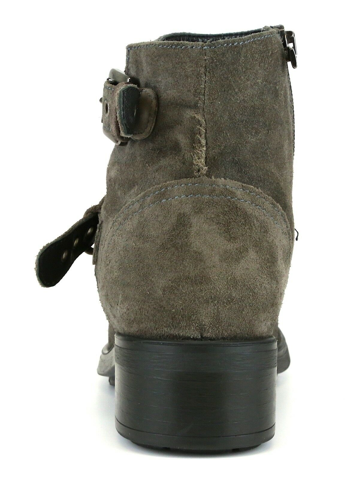 Aquatalia By Marvin Marvin Marvin K. Sterling Suede Double Buckle Stiefel braun damen 7.5 5038  3afbd7