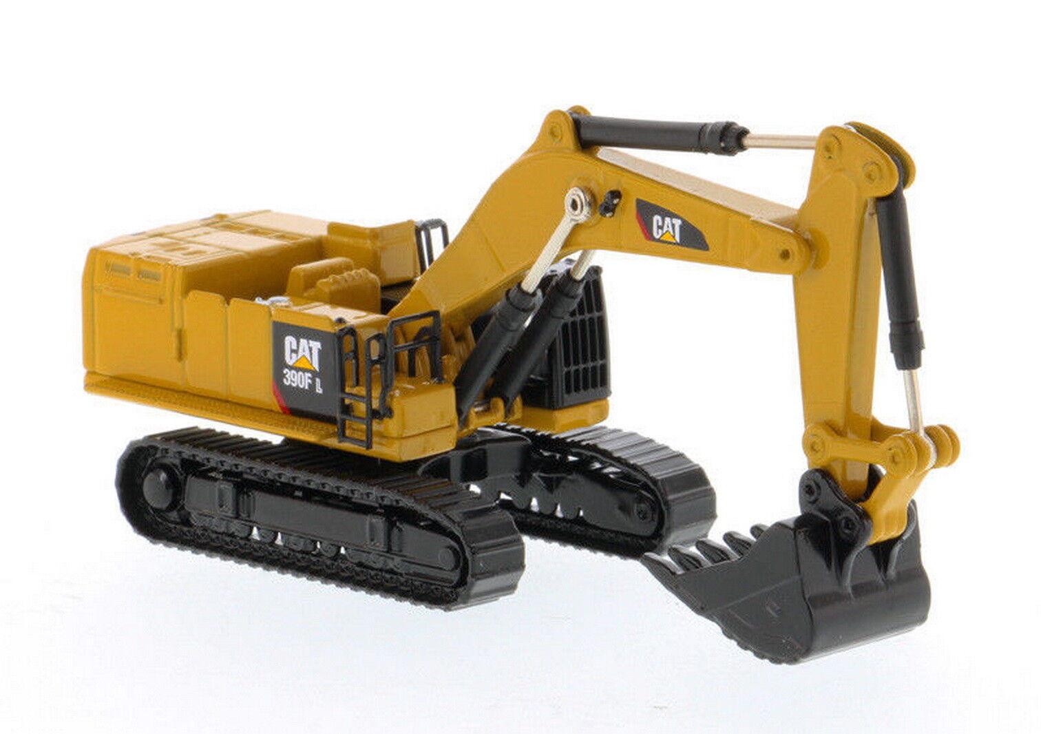 1 125 DM Caterpillar Cat 390F L Hydraulic Excavator Elite Diecast  85537