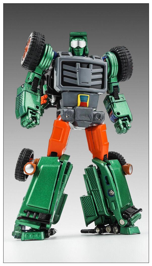 Pre-orderTransformers toy X-Transbots MM-VIII Arkose G1 Beachcomber G2 Metal Ver