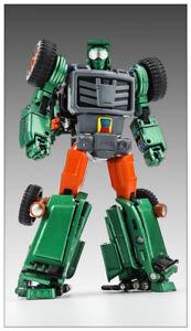 XTransbots Arkose MM-VIII MM-8 Transformers Masterpiece Beachcomber Metallic Ver