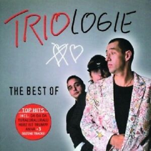 TRIO-TRIOLOGIE-THE-BEST-OF-CD-19-TRACKS-NEUE-DEUTSCHE-WELLE-POP-HITS-NEU