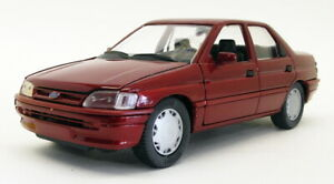 Schabak-1-24-Scale-Model-Car-1527-Ford-Orion-Burgundy
