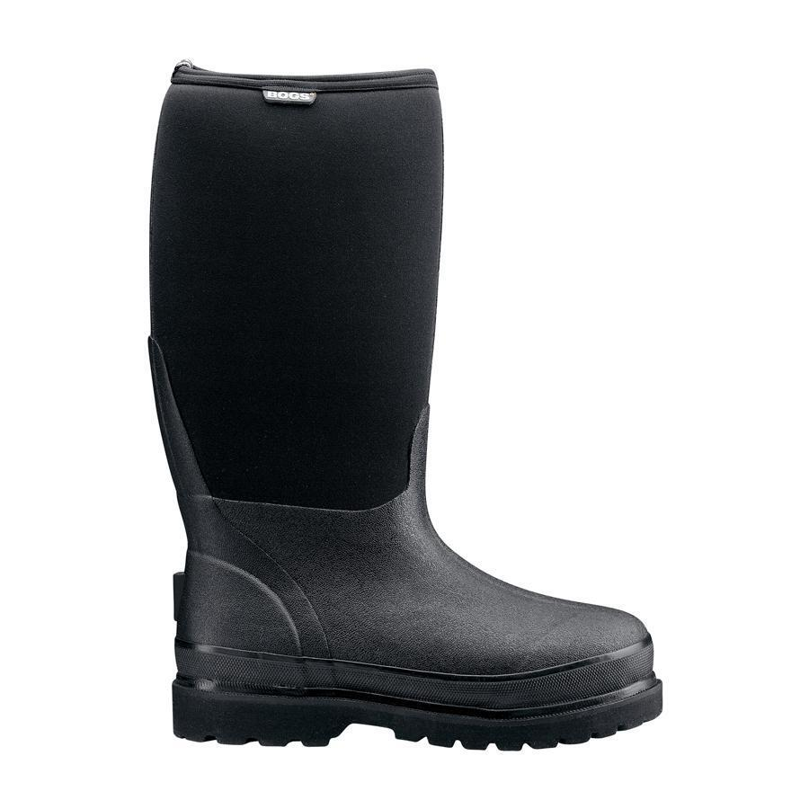 Men's BOGS Rancher nero  Waterlead stivali sz 15 (Defect, See Pic)  sport dello shopping online