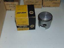 Nos OEM Vintage 399 ? Skidoo Rotax Snowmobile 65 mm Piston 420-9853-05