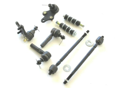 TIE ROD END TOYOTA TERCEL 1991-1999 INN /& OUT SWAY BAR LINK BALL JOINT 8PCS KIT