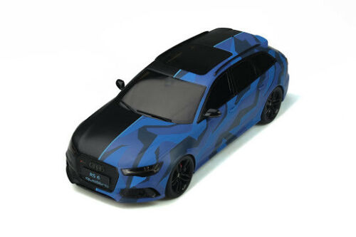 Audi rs6 avant camuflaje GT Spirit gt799 1:18 GT Spirit