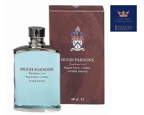 "HUGH PARSONS "" Traditional Line "" After Shave ml 100"