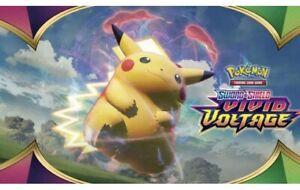All 71 Pokémon Vivid Voltage Non Holo Common /& Uncommon Master Set Cards