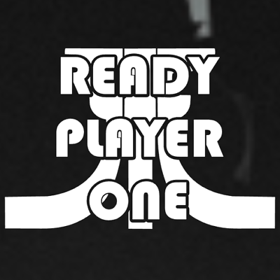 Oasis Ready Player One Gunter Movie Halliday Easter Egg Vinyl Decal Sticker