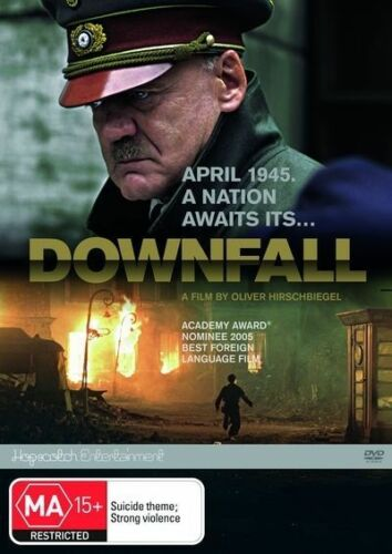 1 of 1 - Downfall (DVD, 2012, 2-Disc Set)