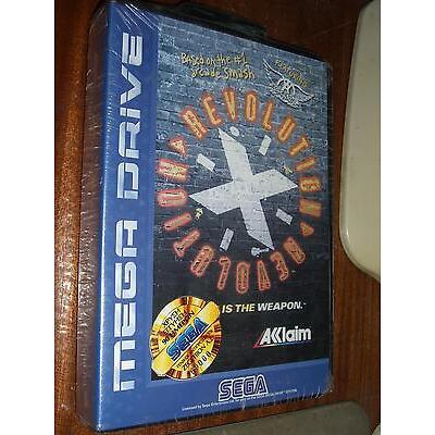 VINTAGE 1994 REVOLUTION X SEGA GENESIS MEGA DRIVE SEALED