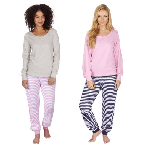 Forever Dreaming Ladies Cotton Rich Lounge Pyjama Set