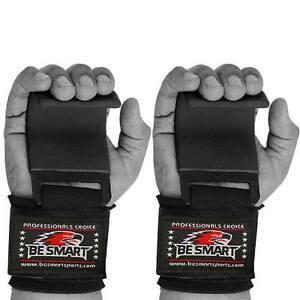 Gym-Weight-Lifting-Hooks-Straps-Hand-Bar-Wrist-Brace-Support-Gloves-Grip
