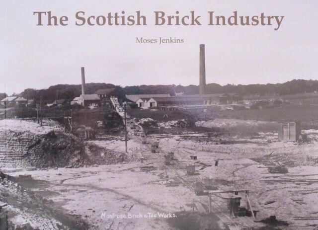 SCOTTISH BRICK INDUSTRY Scotland Industrial History NEW Brickworks Photographs