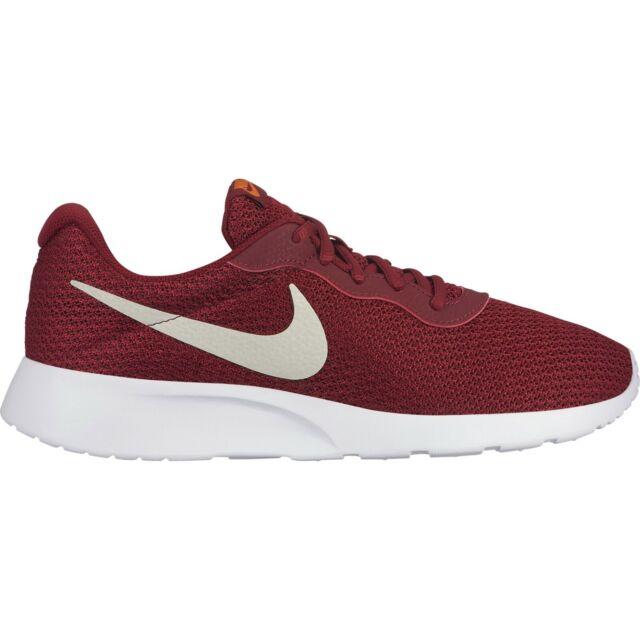 Size 9.5 - Nike Tanjun Team Red 2019