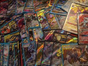 Pokemon-Card-Lot-100-OFFICIAL-TCG-Cards-Ultra-Rare-Included-GX-EX-MEGA-or-SECRET