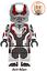 MINIFIGURES-CUSTOM-LEGO-MINIFIGURE-AVENGERS-MARVEL-SUPER-EROI-BATMAN-X-MEN miniatura 149