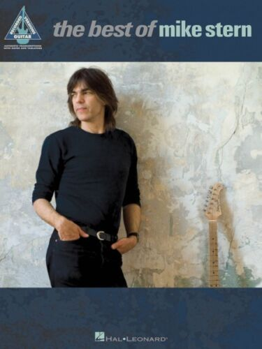 The Best of Mike Stern Sheet Music Guitar Tablature NEW 000690655