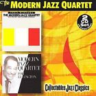 Three Windows/For Ellington by The Modern Jazz Quartet (CD, Jan-2007, 2 Discs, Collectables)