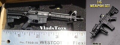 M4 B carbine Assault Rifle 1//6 scale Mini Times USA *TOY NOT LIFE SIZE* In Stock