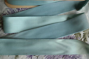 1-Yard-blue-velvet-Swiss-2-1-4-034-rayon-ribbon-trim-Millinery-hat-doll-dress