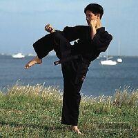 Tokaido Heavyweight Karate Uniform Gi - Black