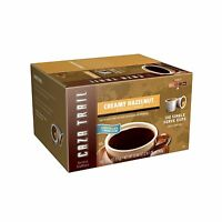 Caza Trail Coffee Creamy Hazelnut 100 Single Serve Cups 100 Count Free Shipping