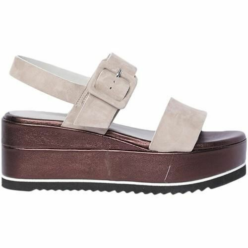 Sandal with wedge Carmens summer women's shoes 2018