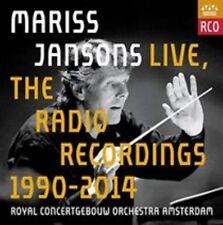 Mariss Jansons Live - The Radio Recordings, 1990-2014 [Box Set], New Music