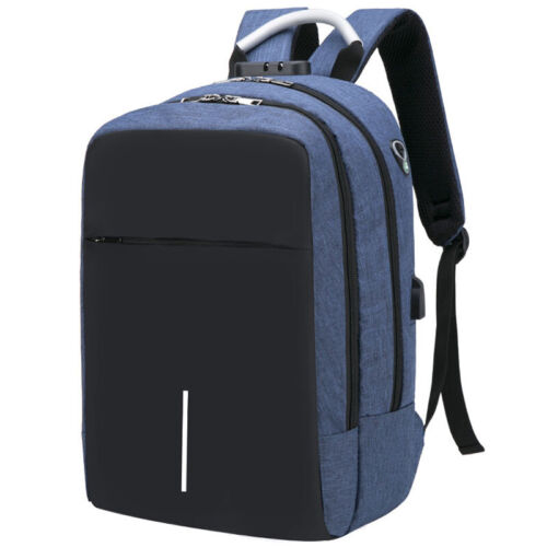 Herren Schulrucksack Sport Tasche Laptop Backpack Reisen Wandern Arbeit Ranzen