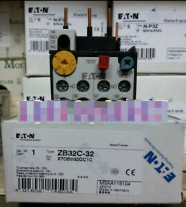 1PC NEW EATON MOELLER ZB32C-32 24-32A free shipping