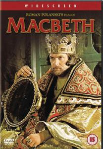 Macbeth-DVD-2002-Jon-Finch-Polanski-DIR-cert-15-NEW-Amazing-Value