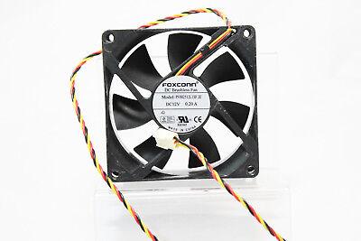 Foxconn PVA060F12H fan 12V 0.20A 4pin PWM 6020 K650T-A00 27CFM