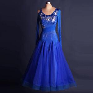 NEU-Latino-salsa-Kleid-TanzKleid-Standard-LatinaKleid-Latein-Turnierkleid-FM218