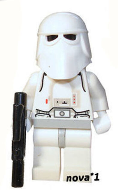 LEGO STAR WARS SNOWTROOPER MINIFIGURE BRAND NEW