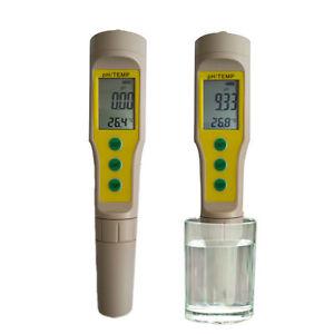 Digital lcd misuratore ph terreno acquario piscina acqua vino urina tester ebay - Misuratore ph piscina ...