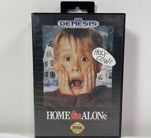 Home-Alone-Sega-Genesis-1992-Complete-Tested-Works