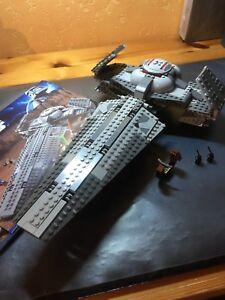 Lego-Star-Wars-7961-Darth-Maul-s-Livraison-Gratuite